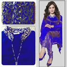 Patiala Suit Salwar Kameez Bollywood Indian Pakistani Designer Ethnic Dress JDC