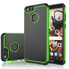 For Huawei Mate SE/Honor 7X Shockproof Impact Defender Rugged Rubber Sturdy Case
