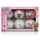 LOL SURPRISE DOLL Lil Sisters Pet Animal Ball 2 Series Surprise Toy Fun Gift UK