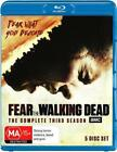 Fear The Walking Dead Season 3 Blu-ray Region B New!