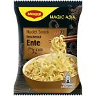 Maggi Magic Asia 4-Minute Noodles Asian Snack - 6 Pack New from Germany