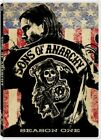 Sons of Anarchy - Season 1 (DVD, 2009, 4-Disc Set) *FREE Shipping*