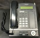 Panasonic KX-T7633-B Digital Telephone Black 3-Line LCD Proprietary Phone x 6