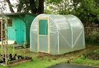6ft Wide Polytunnel Greenhouse - 1.83m Wide Garden Poly Tunnel