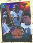MARK BRUNELL 1997 CE ADVANTAGE PERSONAL VICTORY GGAME USED FOOTBALL MEDIA SAMPLE