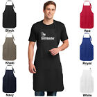 The Grillmaster Printed Apron - 6 Apron Colors, 20 Print Colors