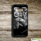 Day of the Dead Marilyn Monroe Skull Case Cover for Galaxy S8 S8+ S7 Note 8 7