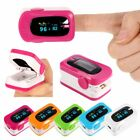 Health Finger Pulse Oximeter Spo2 PR Heart Rate Monitor Fingertip Blood Oxygen