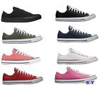 Classic Converse Unisex Chuck Taylor All Star Low Sneaker Flexible Mesh Upper