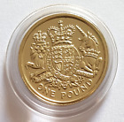1983 - 2018 Various date Royal Mint One pound £1 coins Brilliant Uncirculated UK