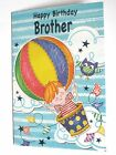 brother birthday card~male relations cards~quality cards~free p/packing~