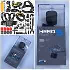 Brand New GoPro Hero5 Session Camera CHDHS-501 + 64GB Card + Lot of Accessories
