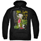 Betty Boop Luau Lady Pullover Hoodies for Men or Kids $33.28 USD
