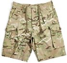 BRITISH ARMY ISSUE MTP COMBAT SHORTS - ALL SIZES - USED GRADE 1 - ARMY SHORTS