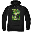 Green Lantern Fueled Pullover Hoodies for Men or Kids