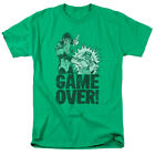 Green Lantern Game Over T-shirts for Men Women or Kids