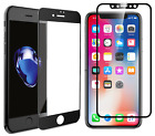 3-Pack 3D Full Coverage Tempered Glass Screen Protector for iPhone XR/XS/8/7/6