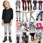 Внешний вид - Kids Baby Girl Leggings Floral Trousers Toddler Casual School Long Pants Clothes