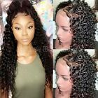 Soft Pre Plucked 360 Lace Frontal Wig 100% Human Hair Silk Top Full Lace Wig Ffb