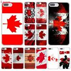 Canada flag toronto maple leafs Hard Coque Shell Phone Case for Apple iPhone 8 7 $9.11 USD on eBay