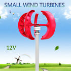 NEW 400W VAWT Lanterns Wind Turbine Generator Vertical Axis + Controller 12V/24V