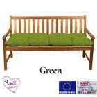Luxury Replacement Cushion 1-4Seater for Garden Pation Swing Bench pads THICK