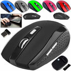 Ultra Wireless Optical Mini Mouse USB Mouse For PC Laptop Computers 2.4GHz