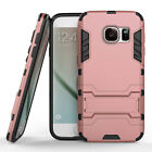 Samsung S7 Case Shockproof Rugged Rubber Armor Case Cover For Samsung S6 Case