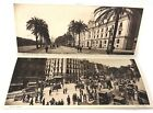 "Large Photo Prints Postcards Booklet 11 ½"" x 4 ¾"" Barcelona c1910s Lucien Roisin"