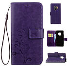 For Samsung Galaxy S9/S9 Slim Flip Stand Wallet Card Holder Leather Case Cover
