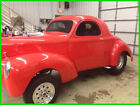1941+Willys+Gasser+Outlaw+Body+1941+Willy%27s+Coupe+Gasser%2C+Outlaw+Body%2C+383ci+V8%2C+Turbo+400+Auto+Transmission