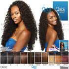 PENNY 26 OUTRE SYNTHETIC QUICK WEAVE HALF WIG LONG CURLY