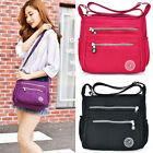 Women Ladies Messenger Canvas Handbag Shoulder Purse Satchel Crossbody Tote Bag