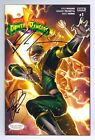 MIGHTY MORPHIN POWER RANGERS #1 SIGNED TAN HIGGINS EXCLUSIVE VARIANT W/ COA