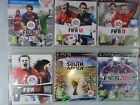 Playstation 3 PS3 10 x Football Games Fifa 8 9 10 11 12 13 S/Africa PES 8 9 10