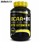 vitamins muscle growth - BCAA AMINO ACIDS + VITAMIN B6 - 100 Tablets Whey Protein Anabolic Muscle Growth