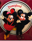 VINTAGE Minnie & Mickey Mouse Rubber Hands Feet Face toy dolls Disney