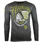 AFFLICTION Men's Long Sleeve Thermal - Thermo - American Motor Club - Reg. $64