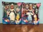 Disney Cinderella Royal Wedding & Dressed for the Ball Special Edition dolls NEW