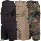 Men's Military Style Rothco Rip-Stop BDU Tactical Cargo Shorts