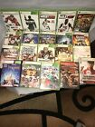 xbox 360 games good condition, 20 pieces (USA shipping only)