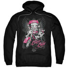 Betty Boop Biker Babe Pullover Hoodies for Men or Kids $24.1 USD