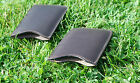 London/ brown/Black Super quality genuine veg tanned leather iphone 4 or 5 case