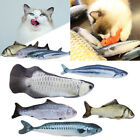 Assorted Catnip Toy Teaser Toy Pet Kitty Interactive Fish Toy Cat Supplies Toys