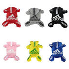 Внешний вид - Cozy Soft 4-Leg Adidog Warm Hoodie Casual Sweatshirt For Dog