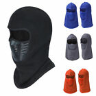 1PC Dust Protective Mask Cover Hat Cap Motorcycle Thermal Fleece Balaclava Neck