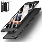 For Huawei Mate SE Honor 7X 360°Full Protect Hybrid Case+Tempered Glass Cover