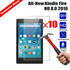 Wholesale 10x Tempered Glass For Amazon Kindle Paperwhite 4 2018/Fire HD 10 2017