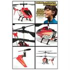 WORLD TECH TOYS GYRO HELI COMMAND 3.5CH ELECTRIC RTF VOICE CONTROL RC HELICOPTE