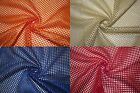 """Heavy Athletic Sports Mesh Knit 1/8"""" Hole Football Jersey Polyester Fabric BTY"""